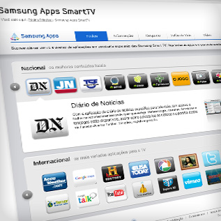 Apps Samsung Smart TV