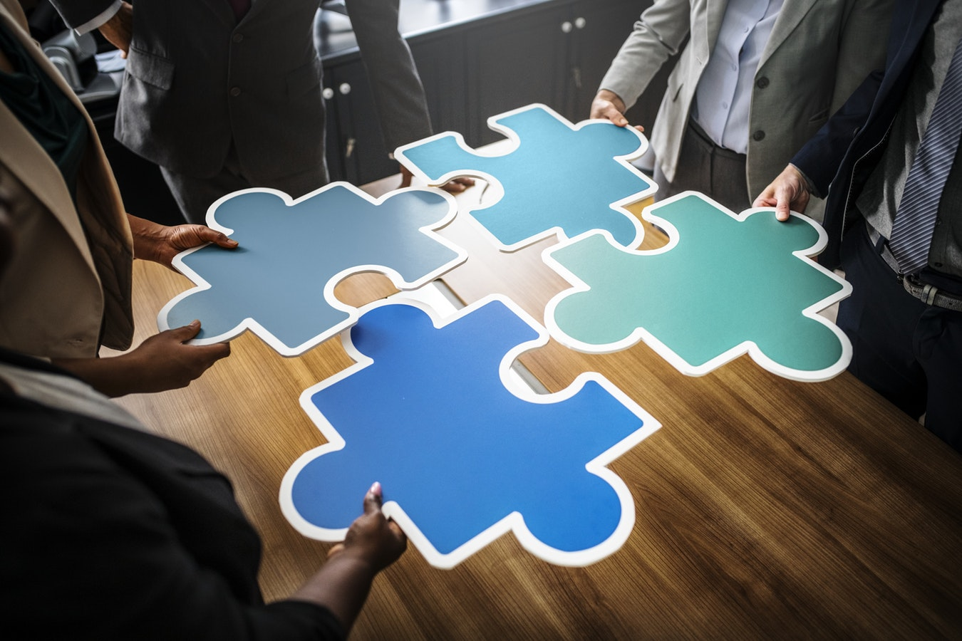 Transformação Digital - Colaboração entre equipas