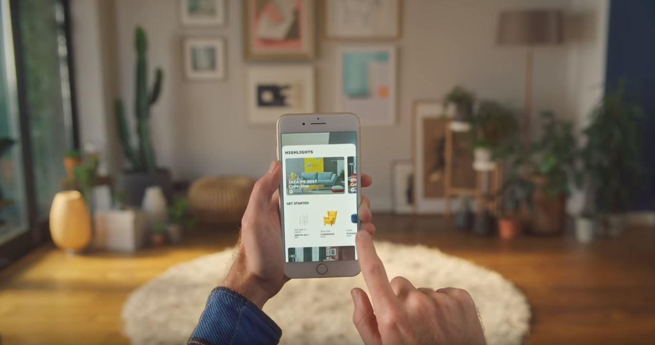 Transformação Digital - IKEA Realidade Aumentada