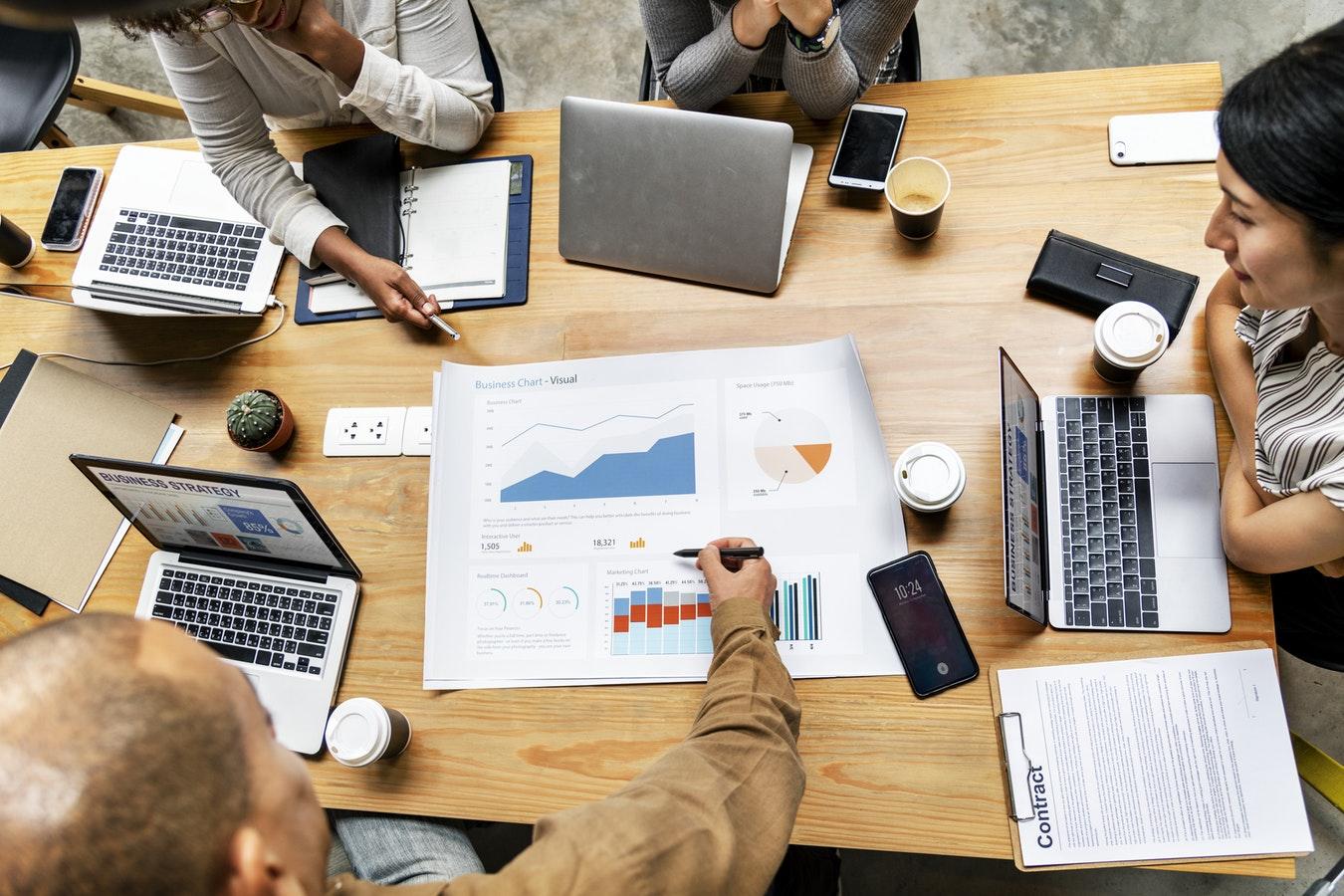 Transformação Digital - Melhorar os processos dentro da empresa